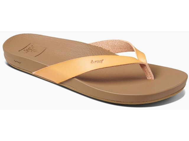 Reef Cushion Bounce Court Sandalias Mujer, cantaloupe